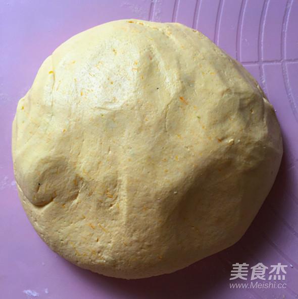 豆沙南瓜饼怎么做