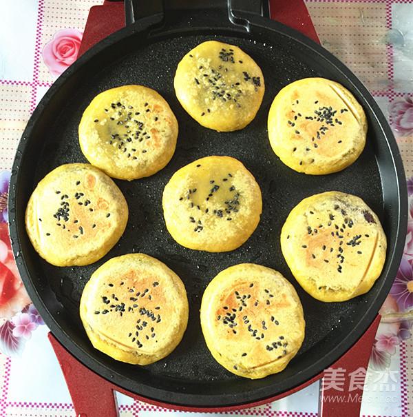 豆沙南瓜饼怎样做