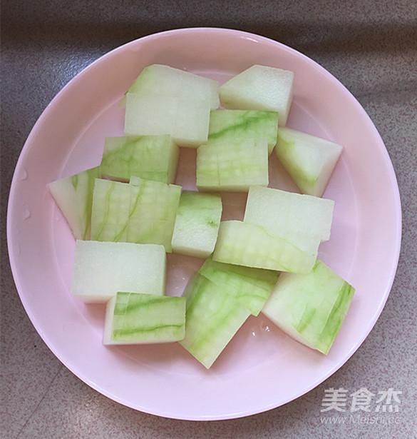家常红烧冬瓜的做法图解
