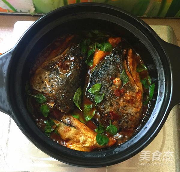 酱焖三文鱼头怎样煮