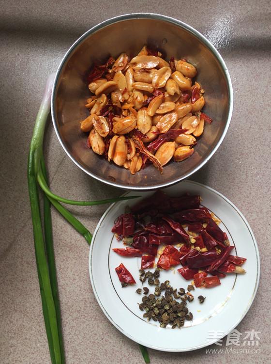 麻辣干锅虾的简单做法