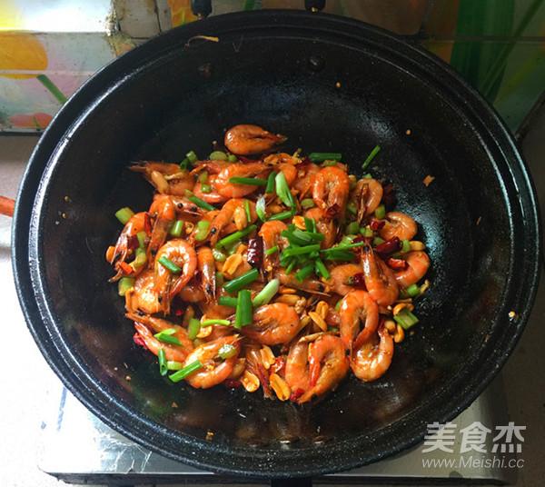 麻辣干锅虾怎样炒