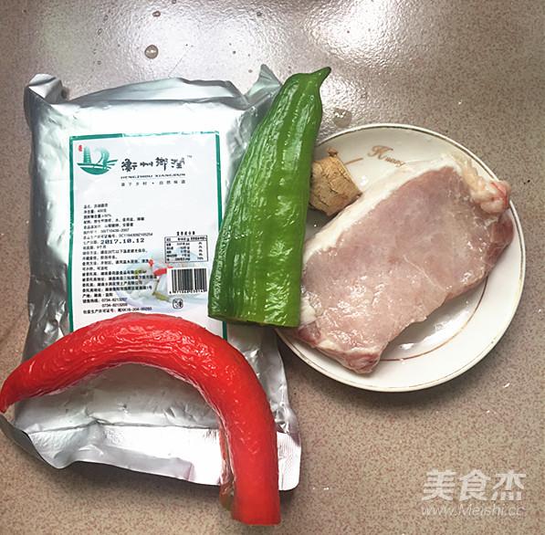 肉片炒泡椒藕带的做法大全