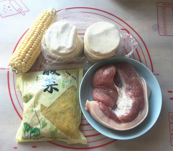 酸菜猪肉煎饺的做法大全