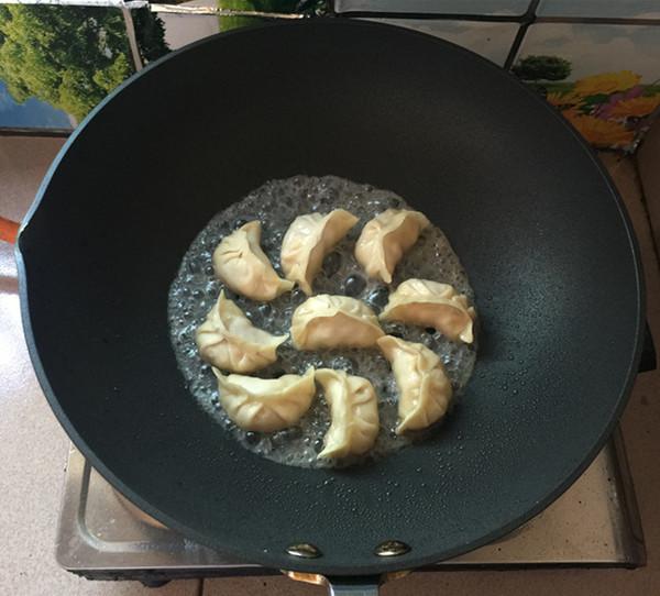 酸菜猪肉煎饺的制作大全