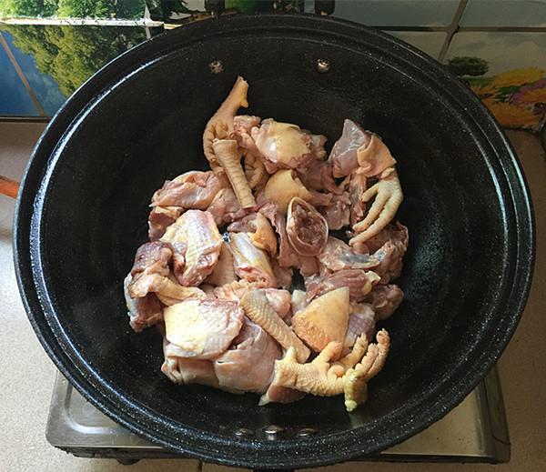 千页豆腐烧土鸡公怎么做