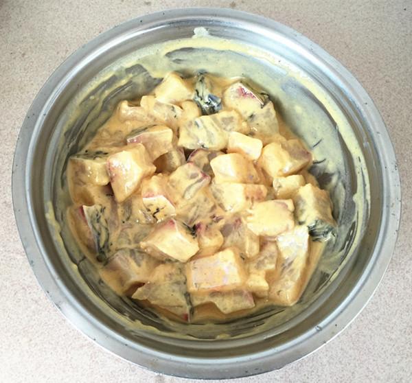 紫苏烩鱼块的简单做法