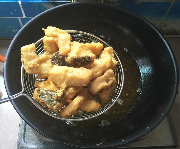 紫苏烩鱼块怎么炒