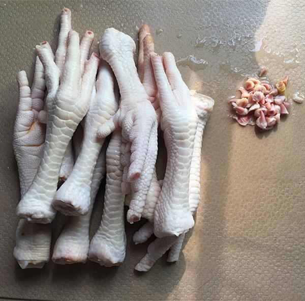 红烧鸡爪的家常做法