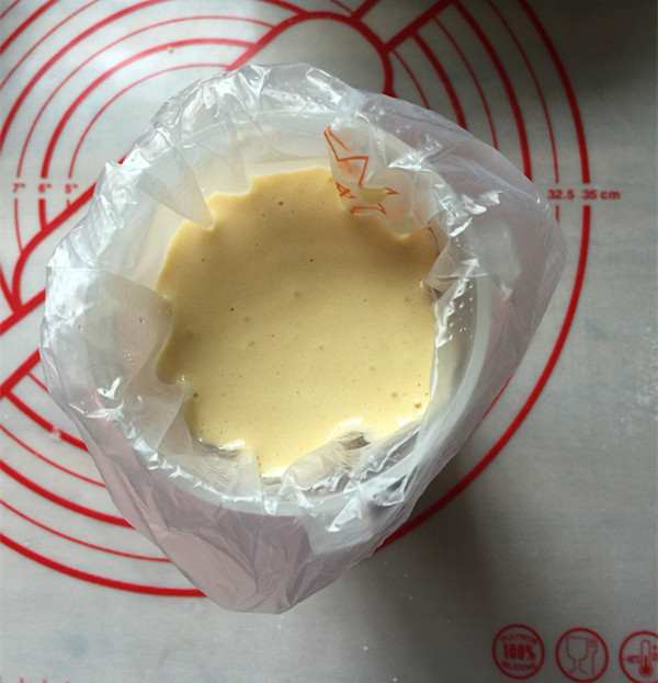 无水无油脆皮蛋糕怎样做