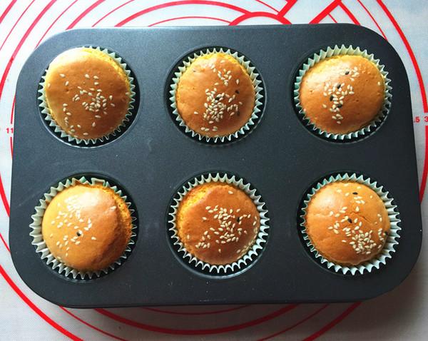 无水无油脆皮蛋糕的制作方法
