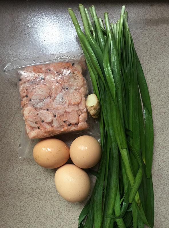 韭菜鸡蛋炒磷虾的做法大全