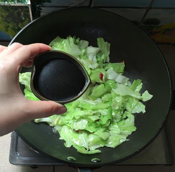 酸辣京包菜怎么煮
