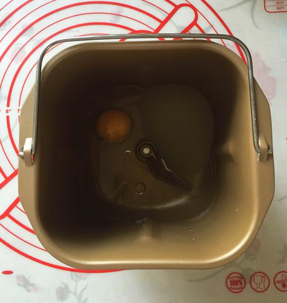 蜜豆花朵面包的做法图解