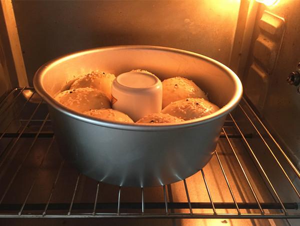 蜜豆花朵面包怎样煮