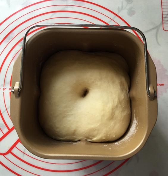 椰蓉蜜豆包怎么做