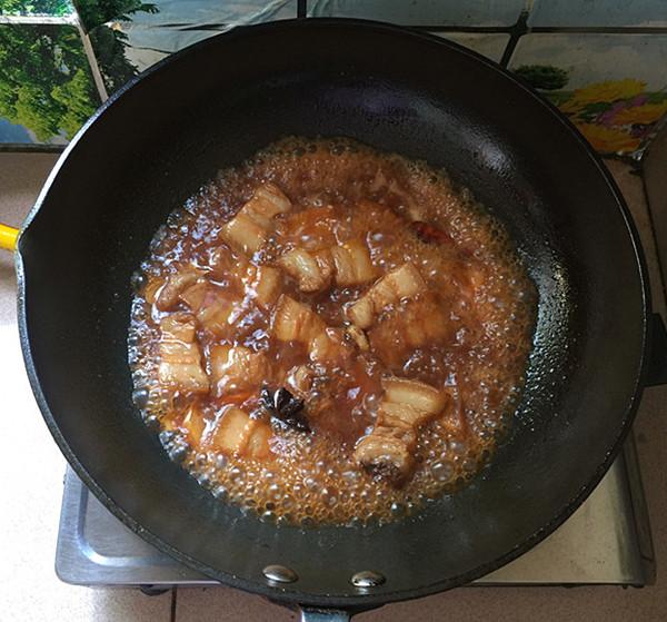油豆角焖烧五花肉怎样炒