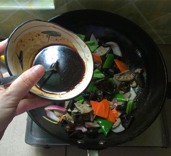 爆炒猪肝怎样煮