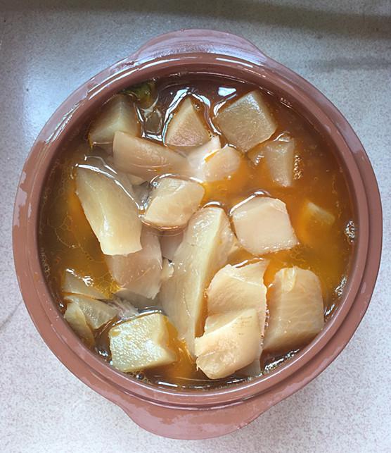 酸萝卜老鸭汤怎么煮