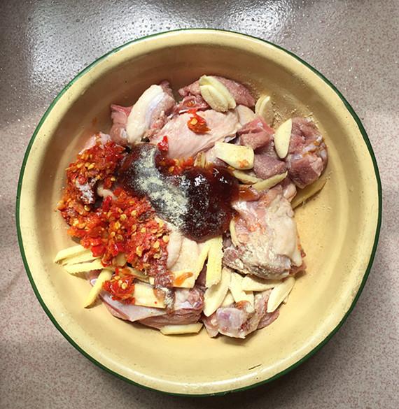 剁椒蒸鸭肉怎么做