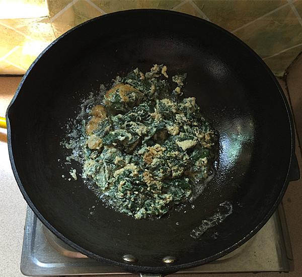 紫苏煎鸡蛋怎么炖