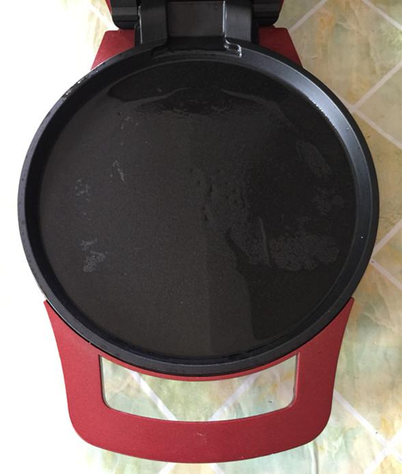 红薯豆沙饼的制作方法