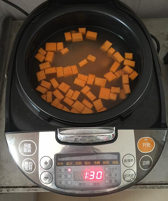 小米南瓜粥怎么吃