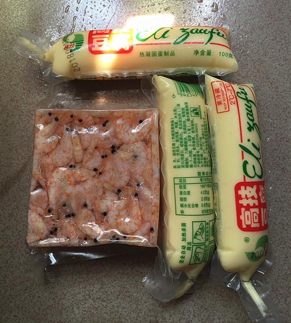 日本豆腐烩磷虾的做法大全