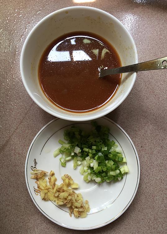 日本豆腐烩磷虾的简单做法