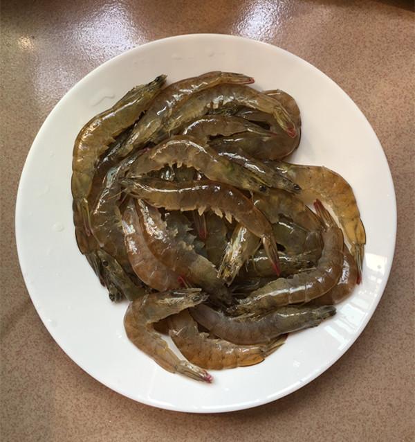 酱烧虾的做法图解