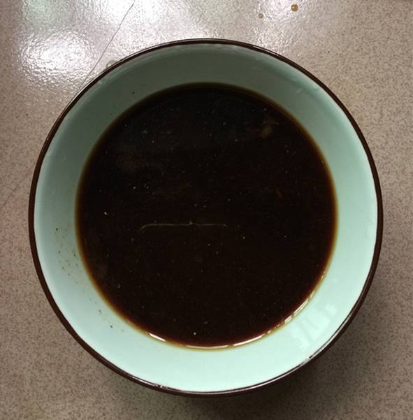 卤兰花豆干的家常做法