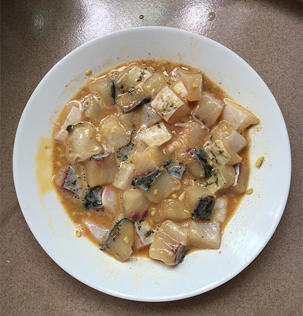 香酥回锅鱼的简单做法
