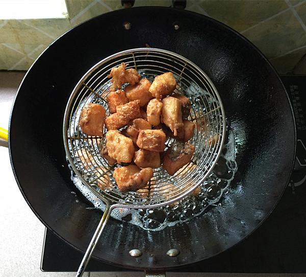 香酥回锅鱼怎么煮