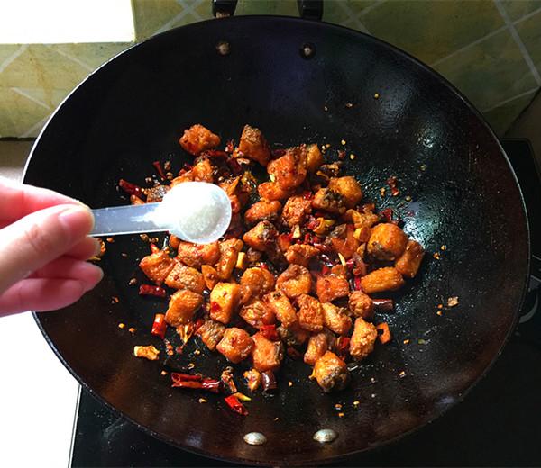 香酥回锅鱼怎样做
