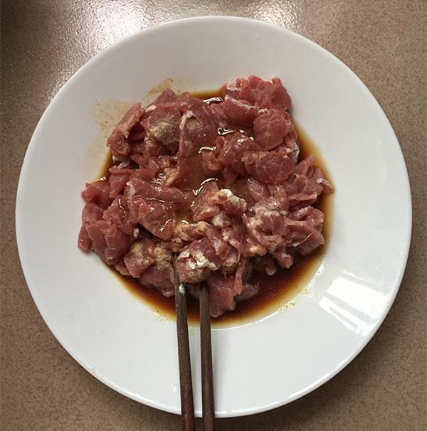 金针菇炒牛肉的做法图解