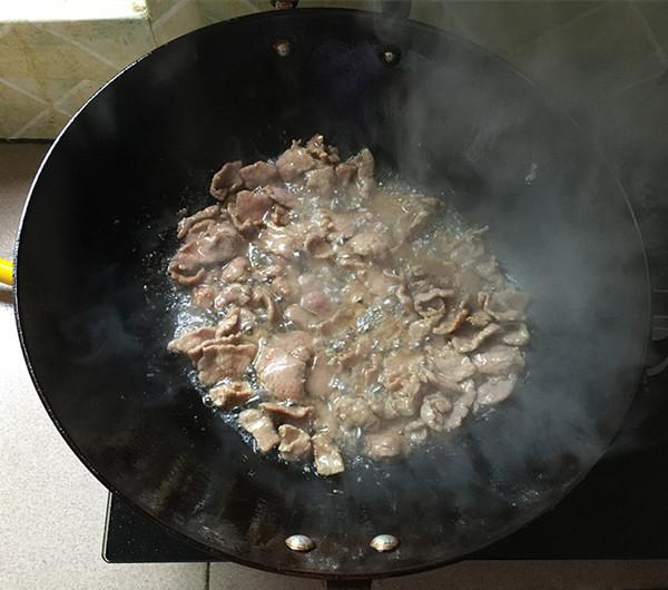 金针菇炒牛肉怎么做