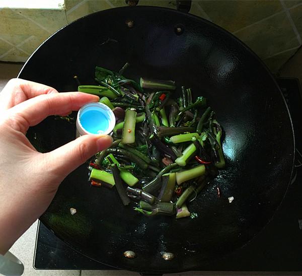 酸辣红菜苔怎么炒