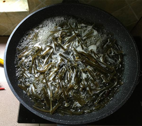 酸辣海带丝的家常做法