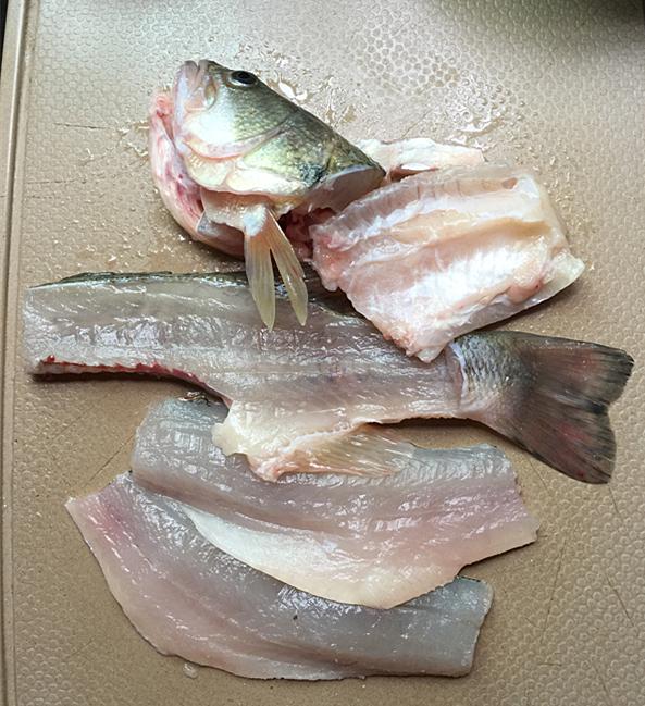 酸菜鲈鱼的做法图解