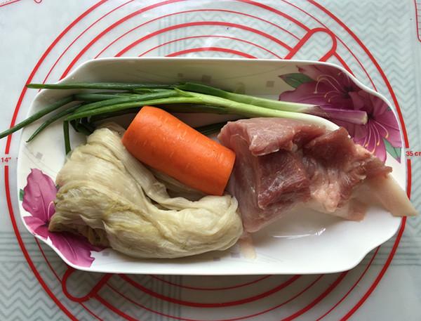 酸菜猪肉馅饼的简单做法
