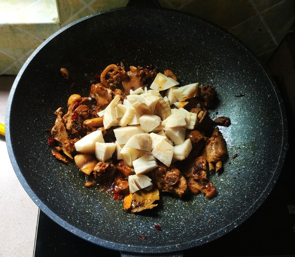 笋焖鸭肉怎么煮