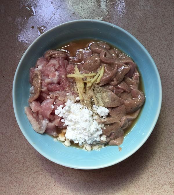 莴笋叶猪杂汤的家常做法