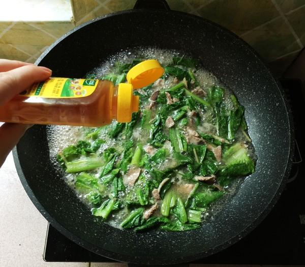 莴笋叶猪杂汤怎么炖