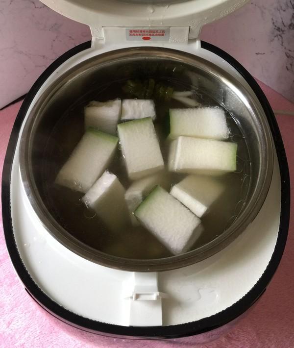 冬瓜排骨汤怎么煮