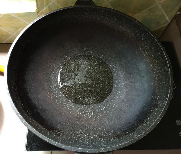 葱油口蘑的步骤