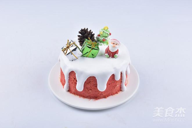 红丝绒蛋糕怎么炖