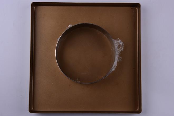 黑白巧克力慕斯蛋糕的做法图解