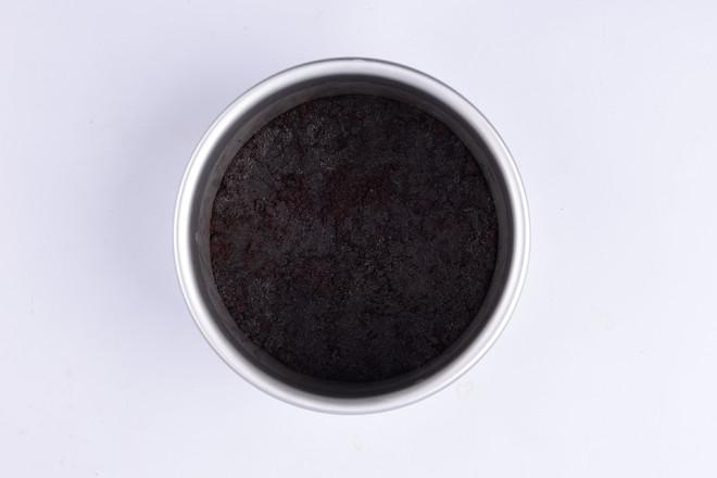 黑白巧克力慕斯蛋糕的家常做法