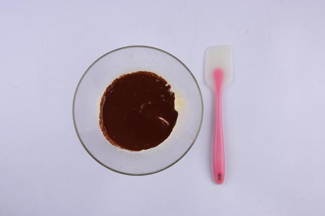 黑白巧克力慕斯蛋糕怎么煮