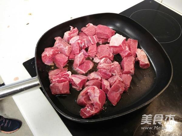 咖喱土豆炖牛肉的做法图解